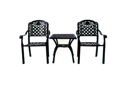 铝艺桌椅-002