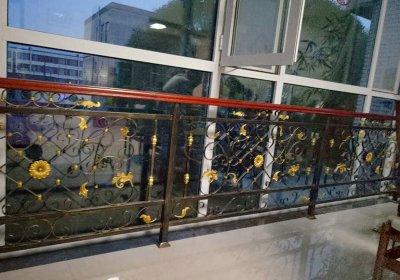 铁艺护栏-016
