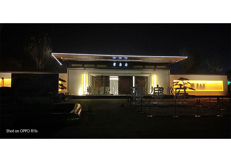 新中式门楼安装案例-001