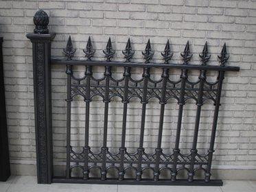 铝艺护栏-026