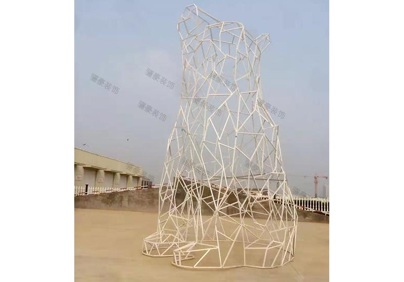 艺术造型工程案例