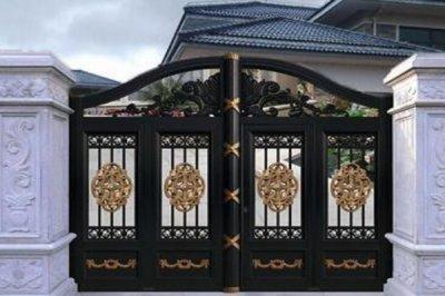 别墅业主们都喜欢用铝艺大门的原因,读完这篇文章你就懂了